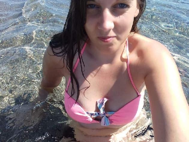 Reife Hausfrau nackt beim Sex Webcam Chat
